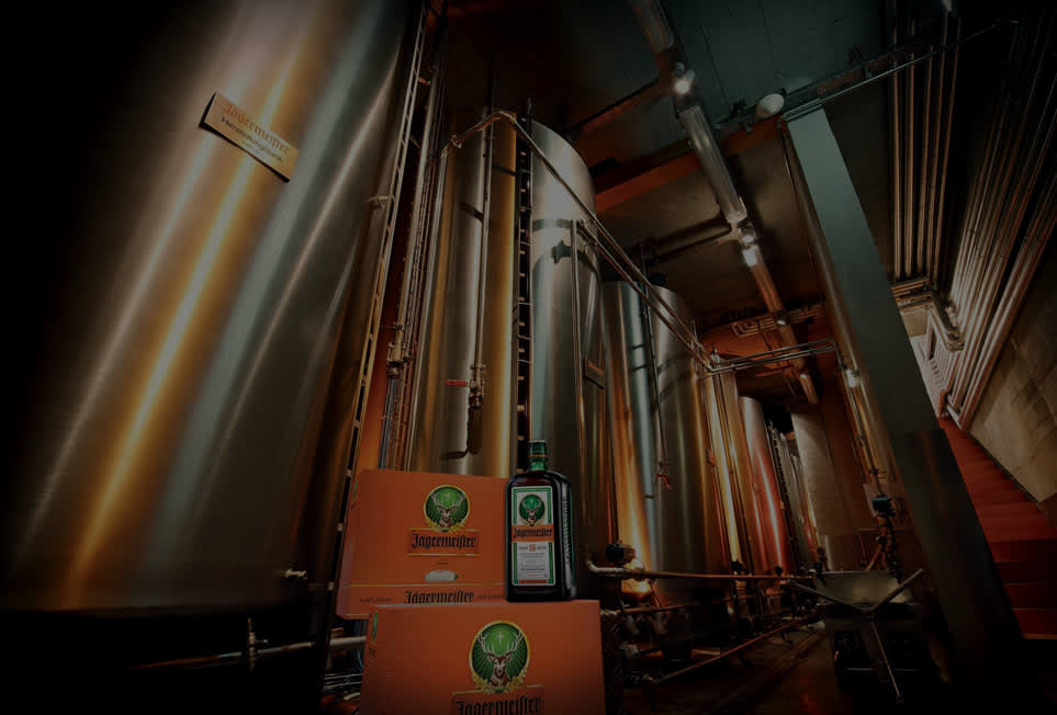 Jagermeister Factory Tour