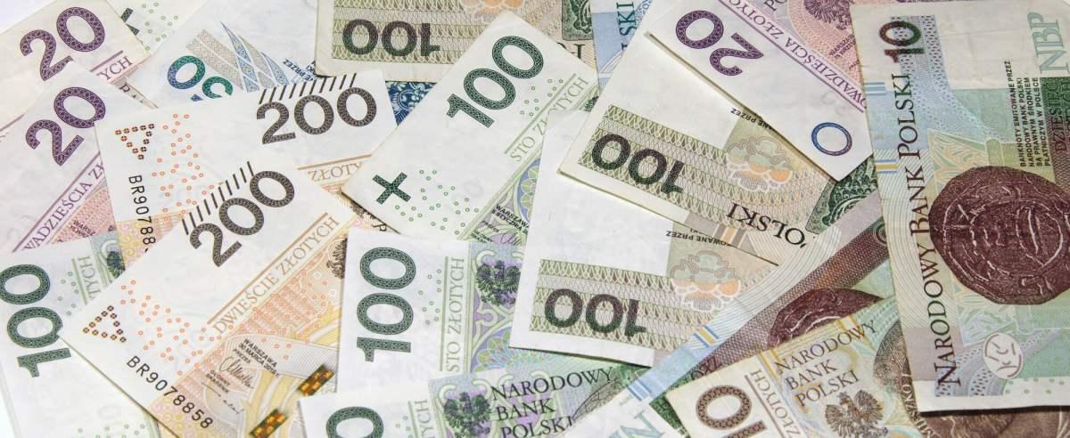 PHOTO: ZOFIA I MAREK BAZAK / EAST NEWS Pieniadze, banknoty Narodowego Banku Polskiego
