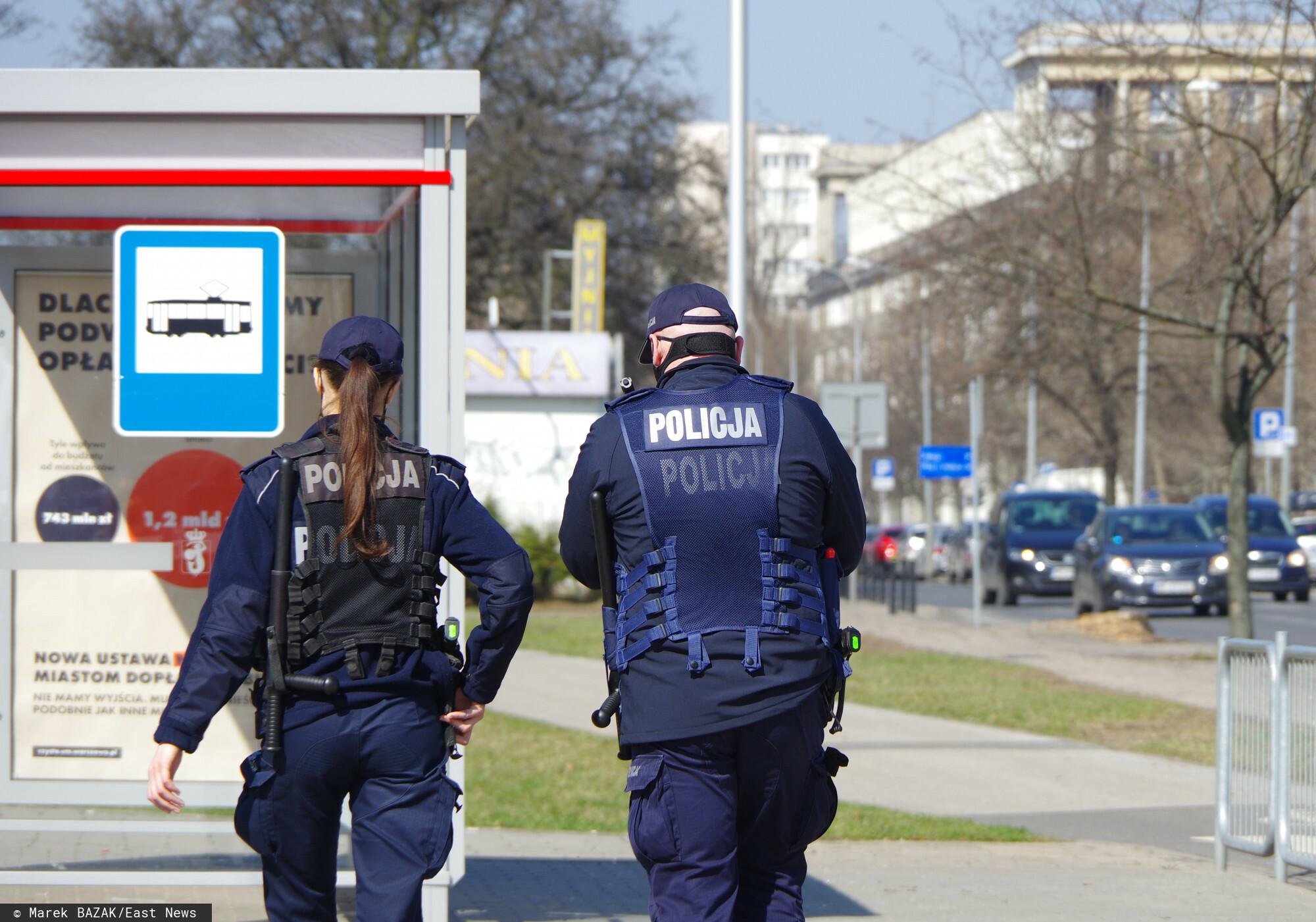 Policja zyskała nowy gadżet. Teraz będą pilnować porządku z pomocą drona
