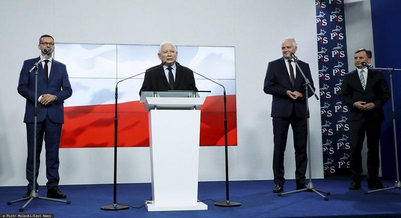 Zjednoczona Prawica się rozpadnie? Znamy opinię Polaków
