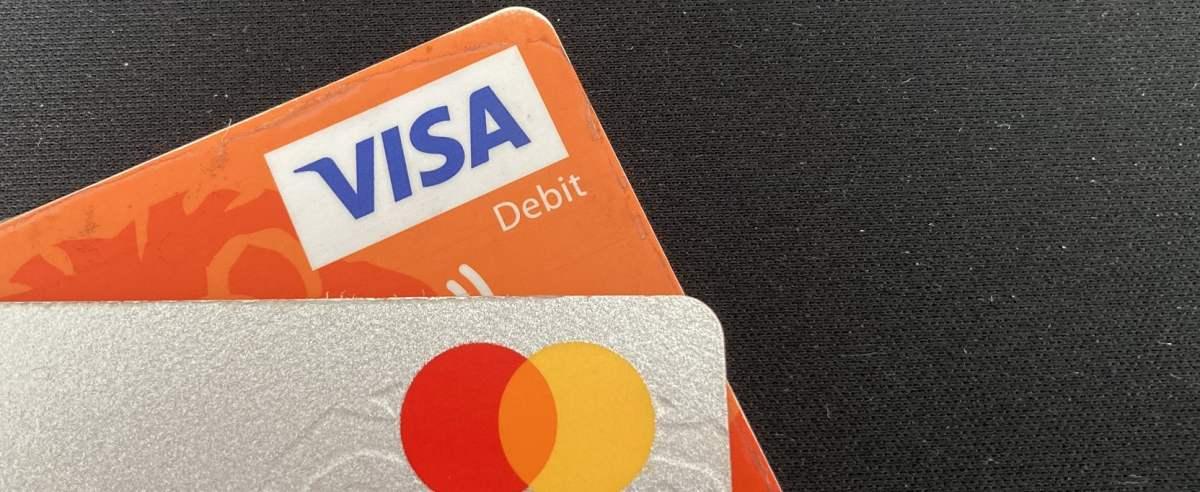 Bank ING, karta visa, mastercard.