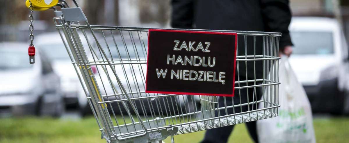 Zakaz handlu w niedziele - gdzie zrobimy zakupy?