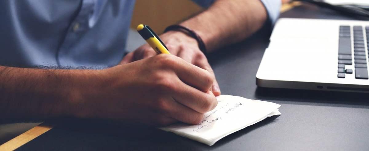 Wypowiedzenie – wzór,  jak napisać?