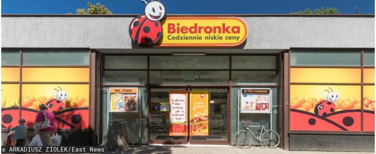 Biedronka otwiera nowe sklepy