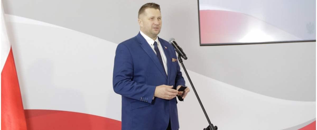 Przemysław Czarnek o zmianach w kanonie lektur