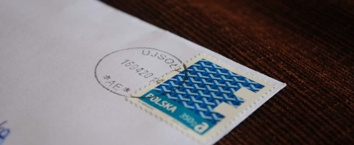 W Polsce wysyłanie listów kosztuje bardzo dużo w porównaniu do lepiej zarabiających Niemiec