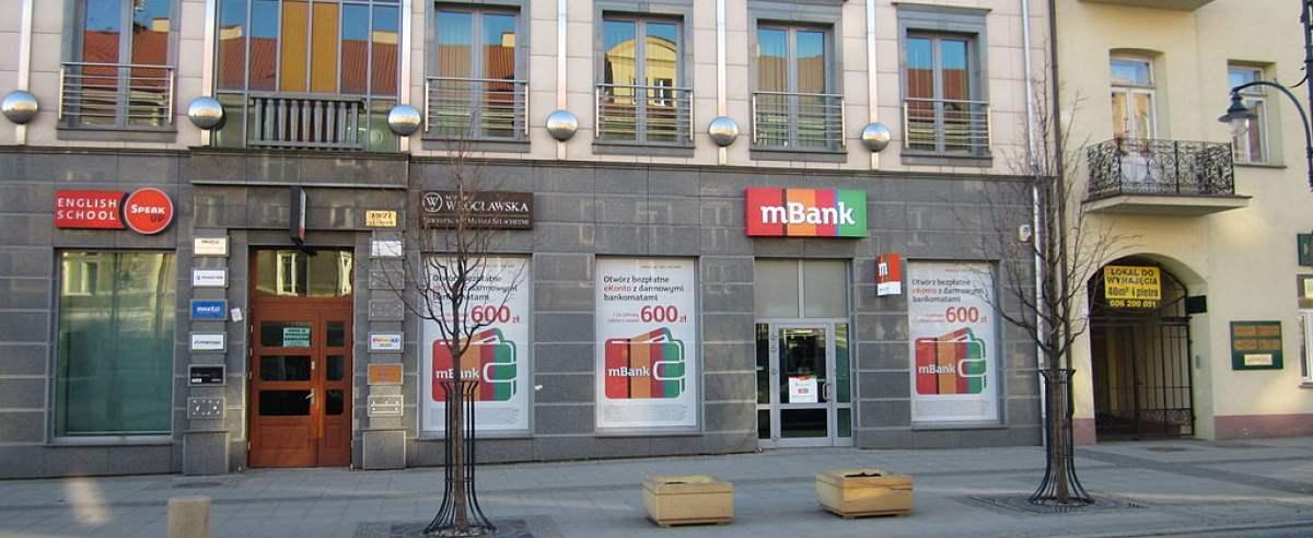 mBank w sporych tarapatach