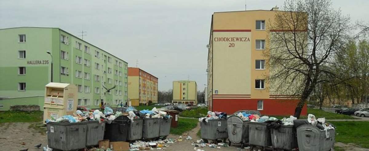 Gdańsk Brzeźno, ul. Chodkiewicza.