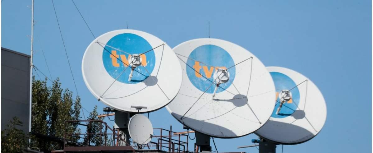 Fot. Piotr Molecki/East News, Warszawa, 18.09.2020. Siedziba TVN - Discovery.