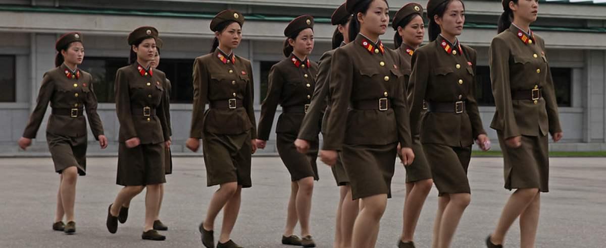 Korea Północna oskarżona o terroryzm
