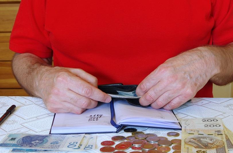 Waloryzacja emerytur mocno w górę