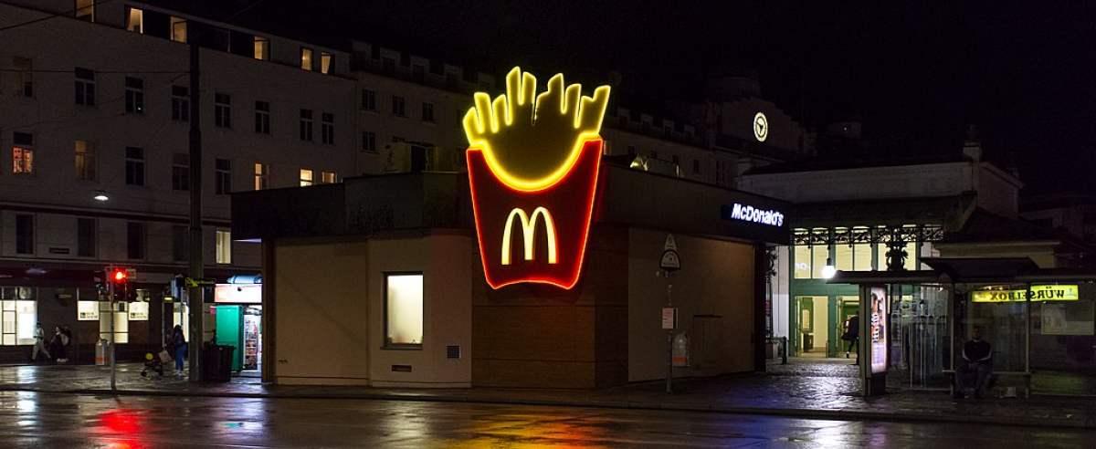 McDonald's planuje zmiany w kadrach