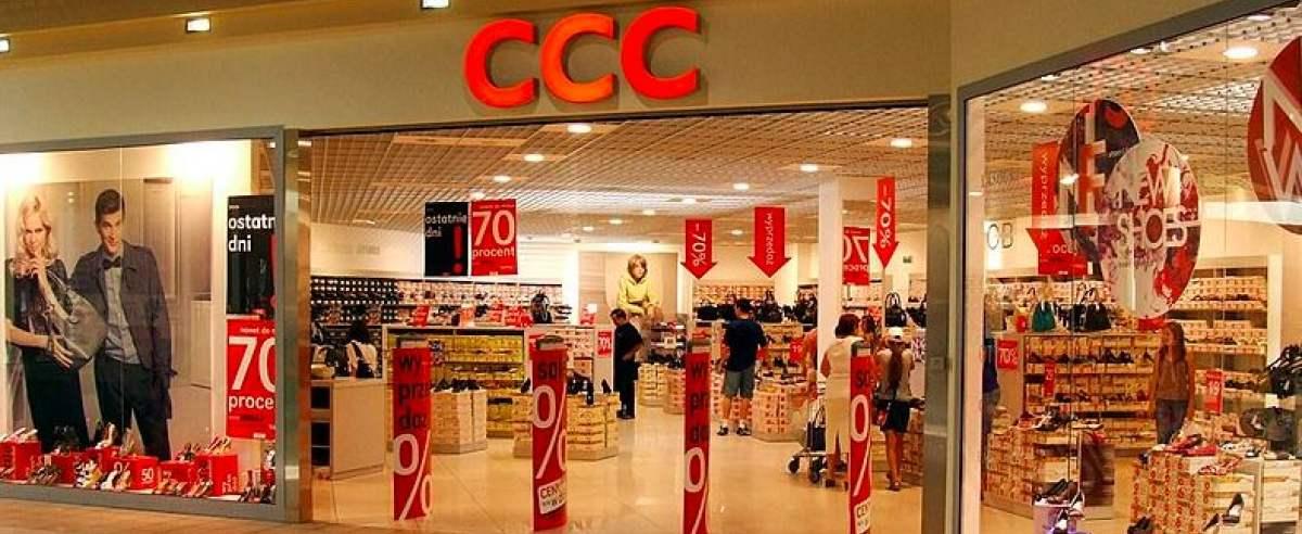 CCC zamyka sklepy