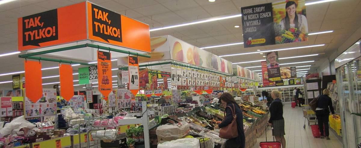 Lidl i Biedronka wycofują produkty niezdatne do spożycia