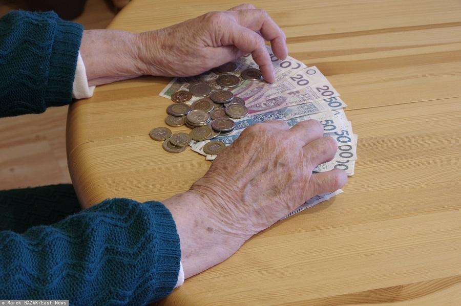Czternasta emerytura nie dla wszystkich i tylko raz
