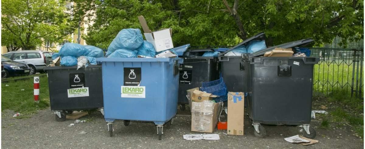 Opłaty za śmieci w Warszawie na nowych zasadach