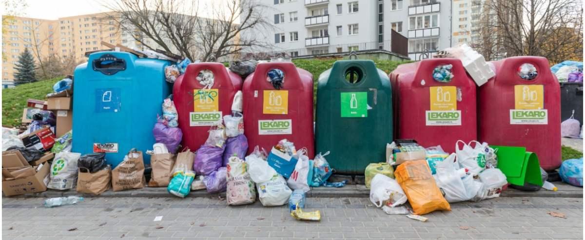 Segregacja śmieci do zmiany