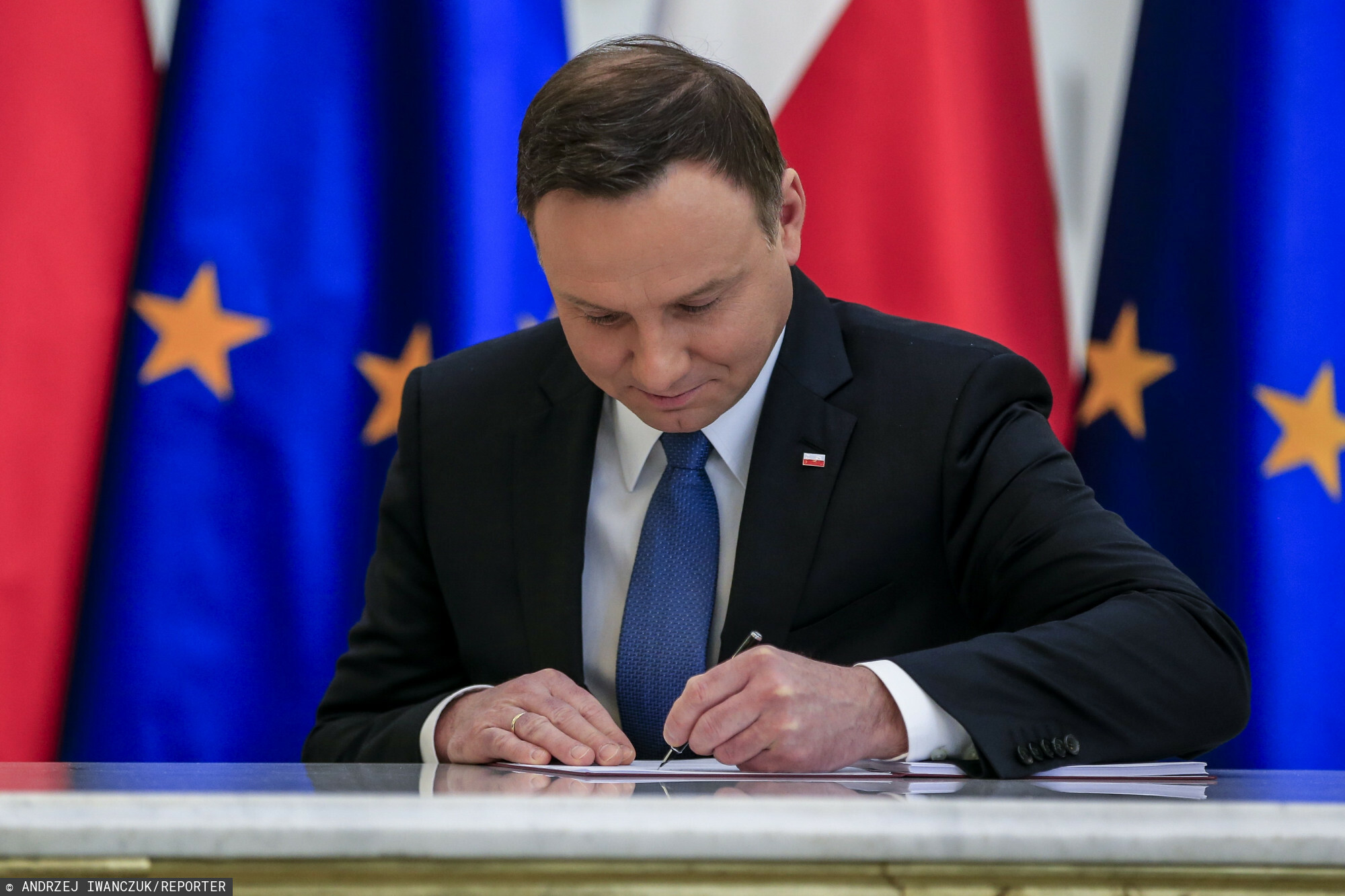 Prezydent podpisał nowelę dot. inwestycji energetycznych