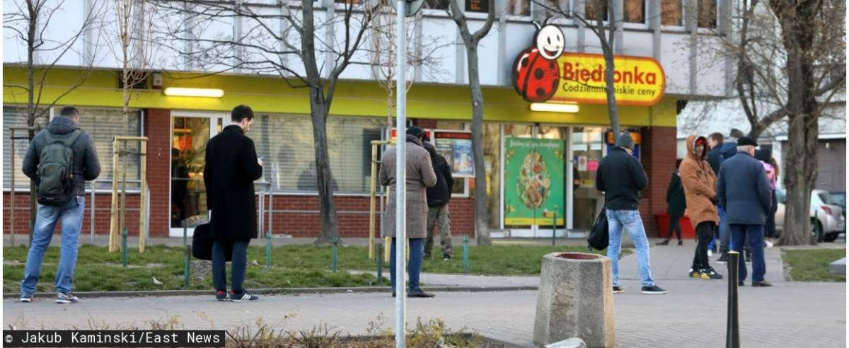Godziny otwarcia Biedronki