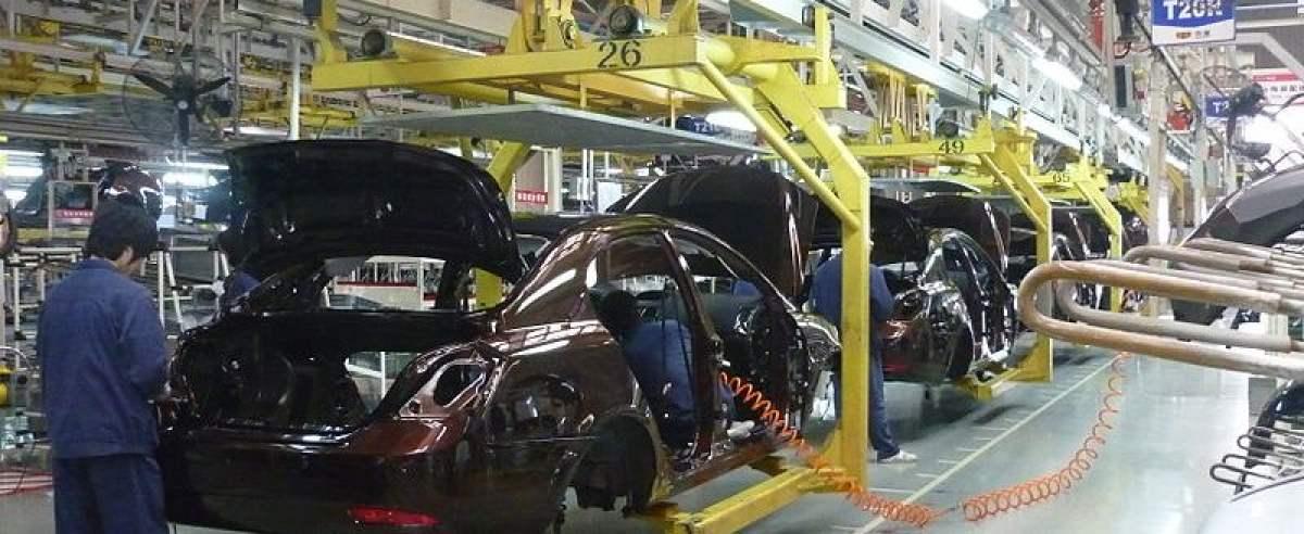 Niemcy ruszają przemysł