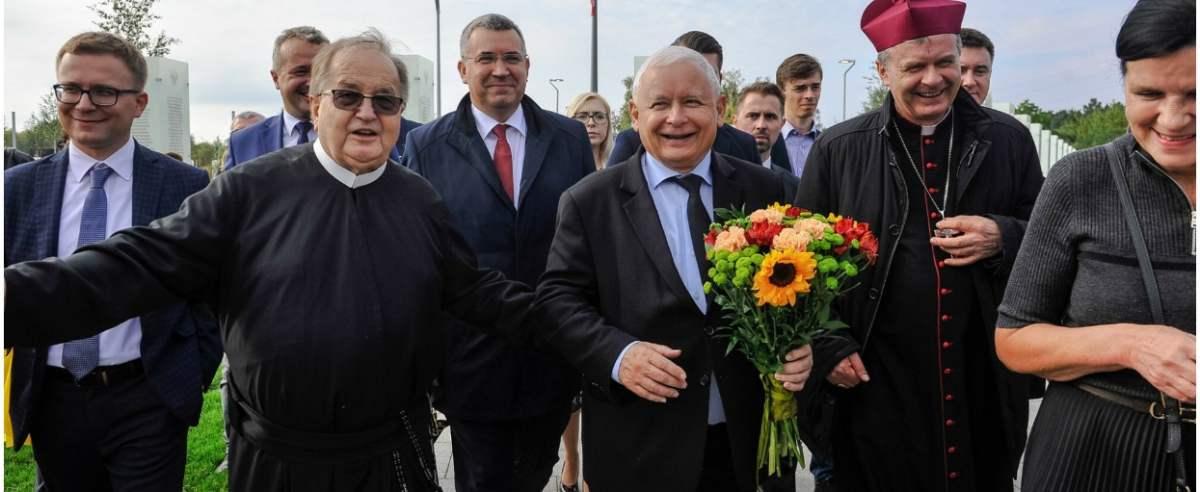 Rydzyk z dotacją na ponad 325 mln zł