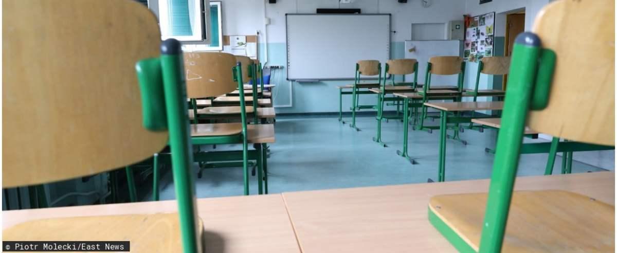 Szkoła otwarta od 25 maja