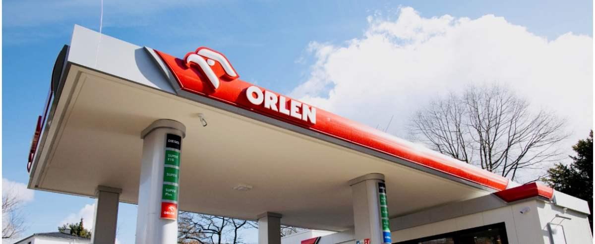 Orlen mości się w Niemczech. Kolejna stacja otwarta w Hamburgu.