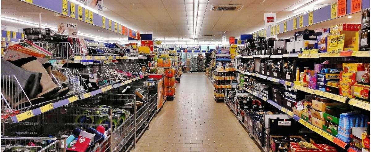 Podatek od reklam również dla supermarketów