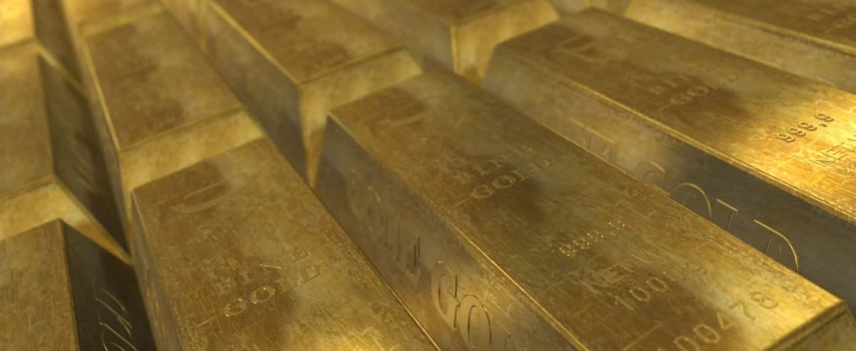 Cena złota rosła drugą sesję z rzędu.