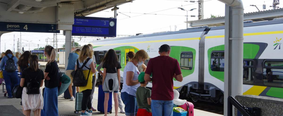 PKP Intercity wprowadza ograniczenia