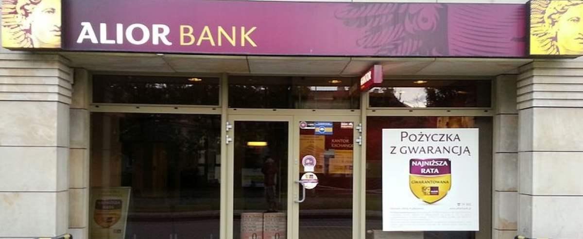 Alior Bank przedstawił wyniki finansowe za ostatni kwartał 2020 roku