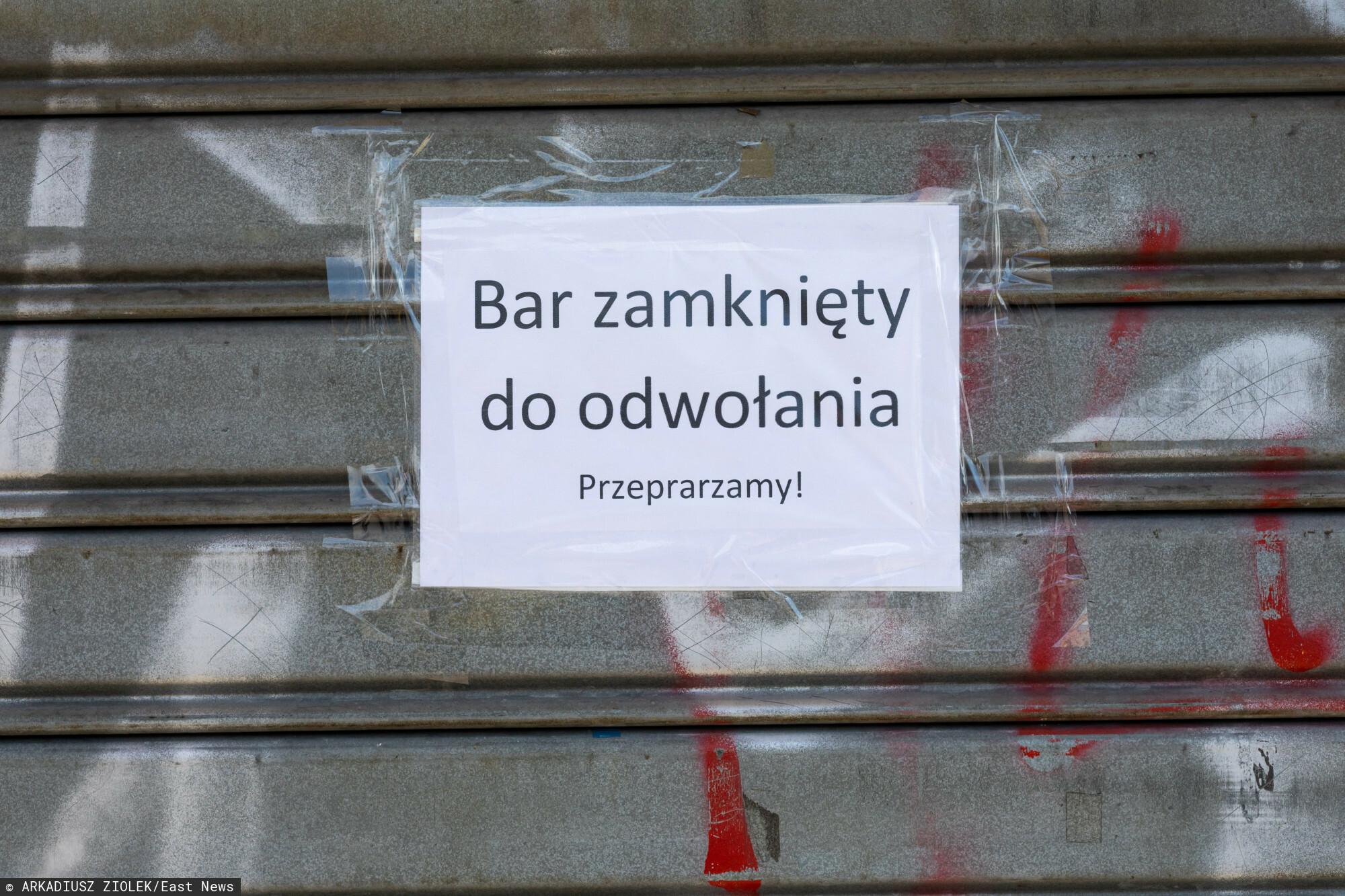 luzowanie obostrzeń fot: Arkadiusz Ziolek/ East News.