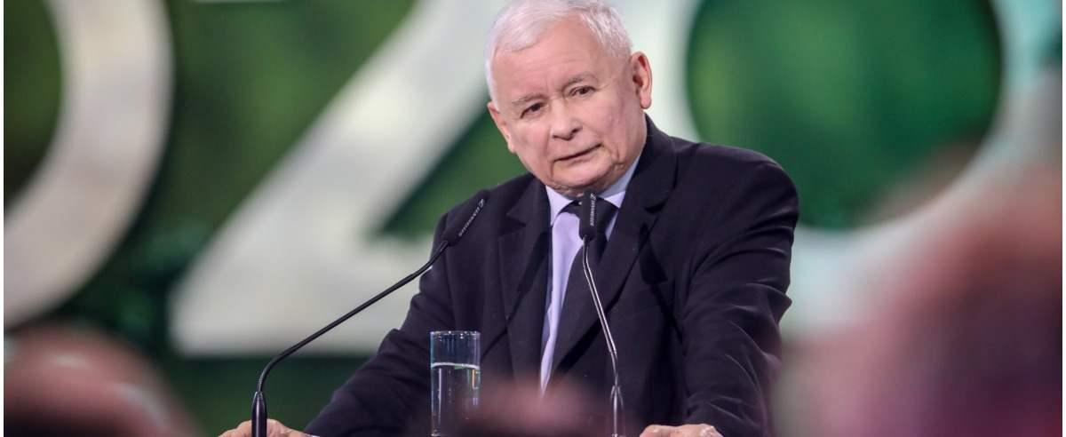 Ile zarabia Kaczyński