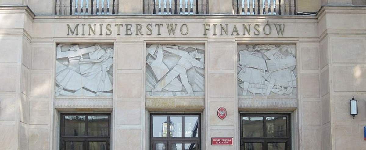 Jest praca w Ministerstwie Finansów