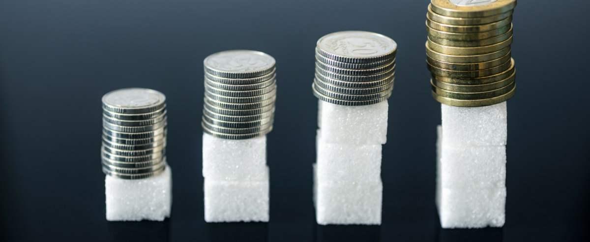Podatek cukrowy przyniósł mniejsze zyski niż zakładano