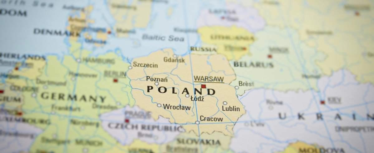 Aktualny podział administracyjny Polski