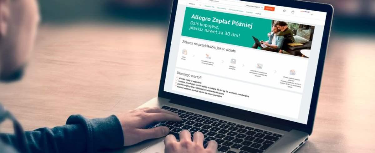 Allegro z kredytami