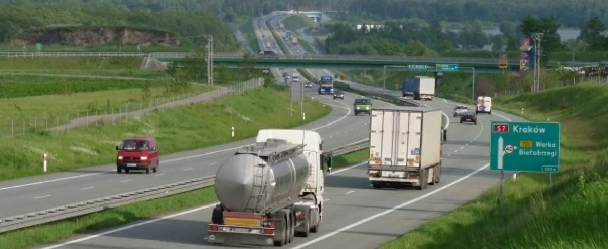 GDDKiA informuje o budowie nowego odcinka trasy S7