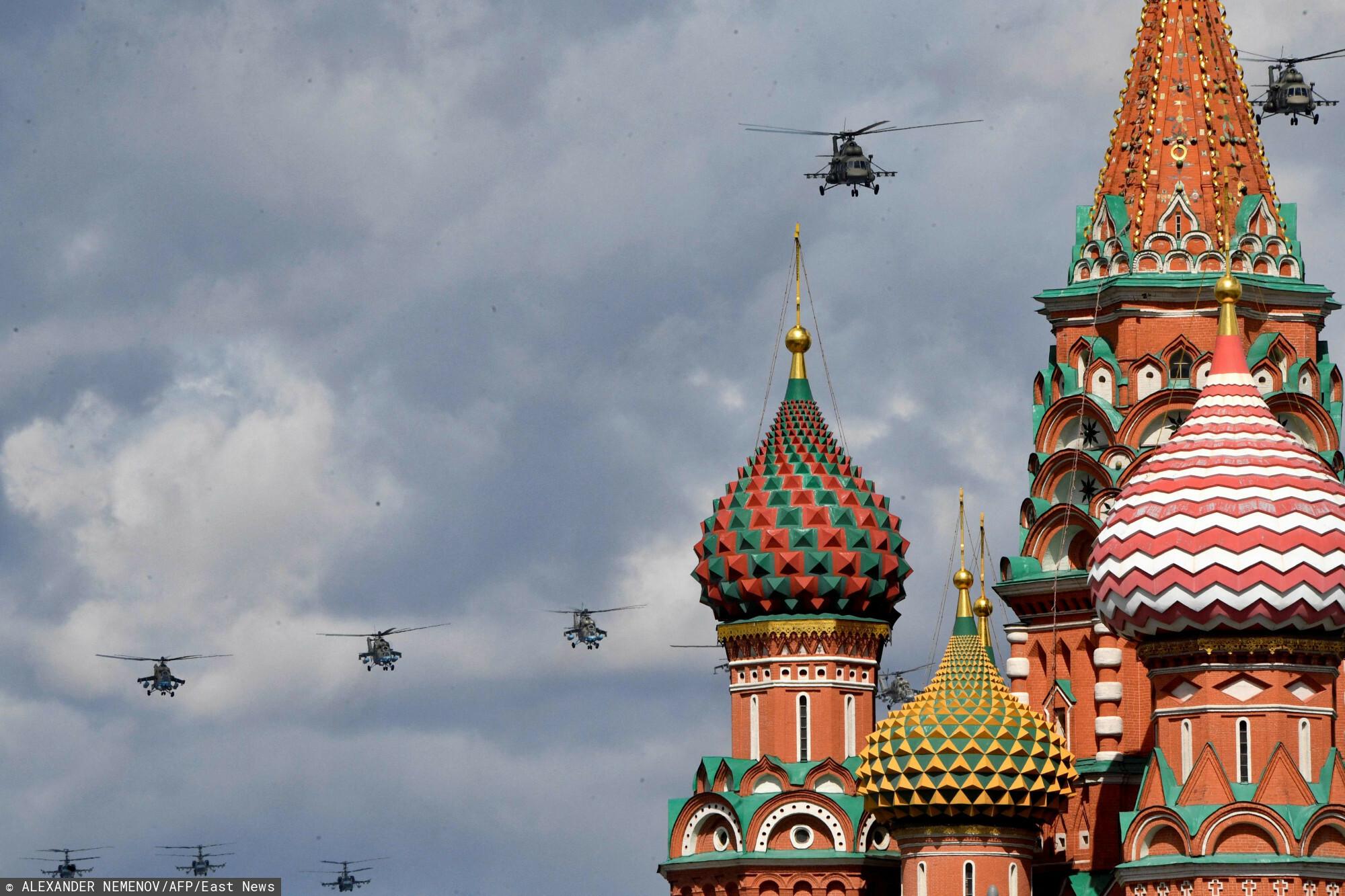 ALEXANDER NEMENOV/AFP/East News