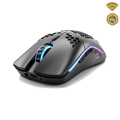Black Model O Wireless @ TK Computer Cambodia