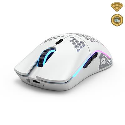 White Model O Wireless @ TK Computer Cambodia