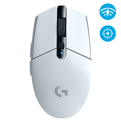 White G304 Lightspeed @ TK Computer Cambodia