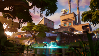 The Three Best Landing Spots In Fortnites New Map Proguides