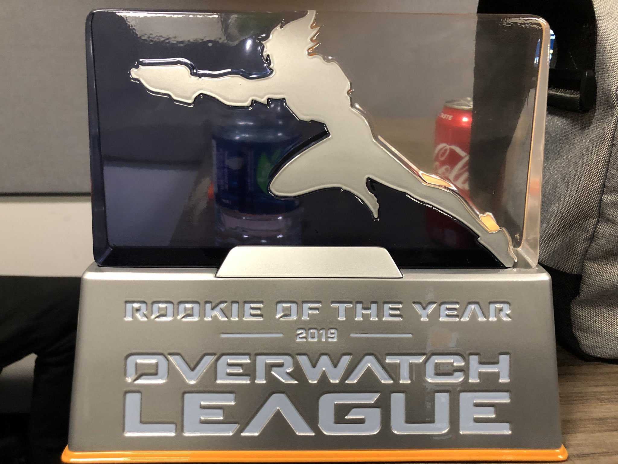 Vancouver Titans Haksal Becomes Owl Rookie Of The Year
