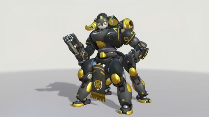Breaking news: Orisa is just another killer robot - ProGuides