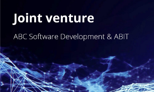 ABC Software Development and ABIT Announce a Joint venture