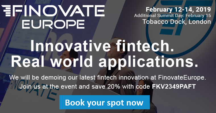ABC TECH Group selected to demo at FinovateEurope 2019