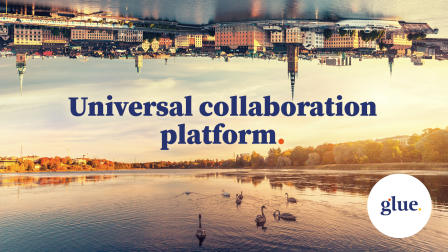 News about Glue and virtual collaboration