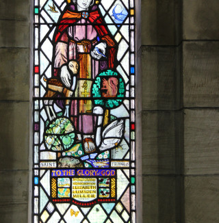 Carriden Church Stained glass 2