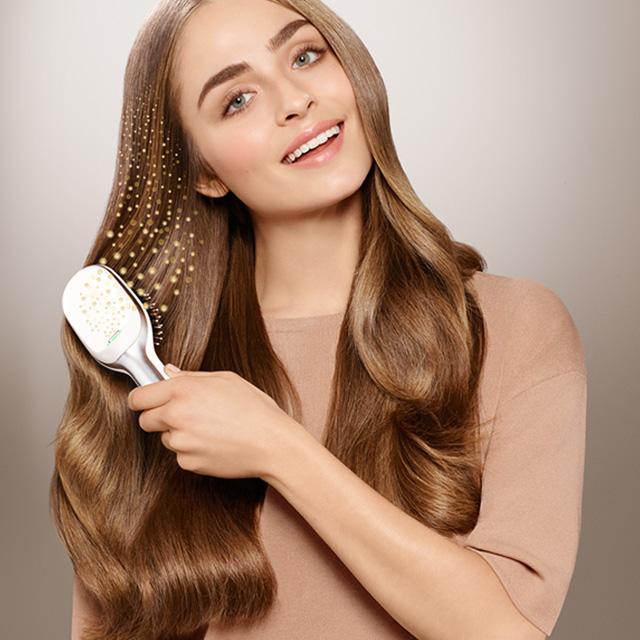 Spazzola Braun Satin Hair 7 con ioni attivi